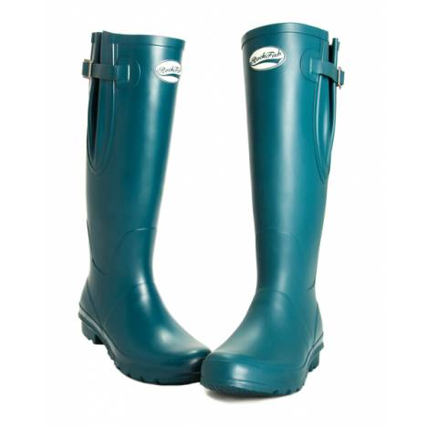 Rockfish Ladies Adjustable Matt Wellington Boots
