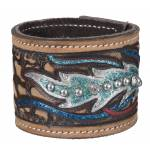 Silver Royal Delilah Collection Cuff Bracelet