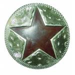 Partrade Star Cut Out Concho