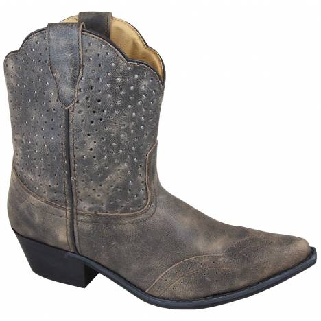 Smoky Mountain Ladies Fern Boots - Grey/Brown
