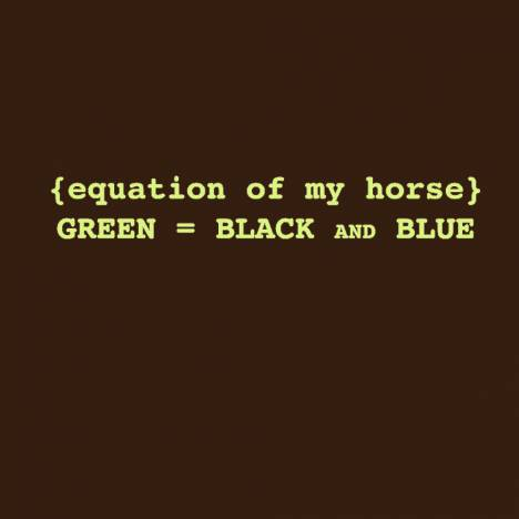 Sound Equine Ladies Equation Of My Horse Tee Shirt
