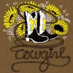 Sound Equine Ladies Cowgirl Tee Shirt