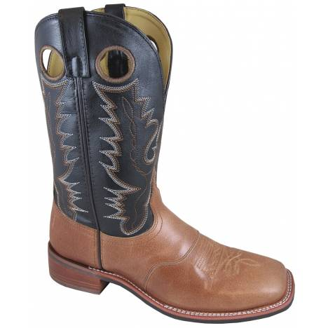 Smoky Mountain Mens Ryan Boots - Tan Brown