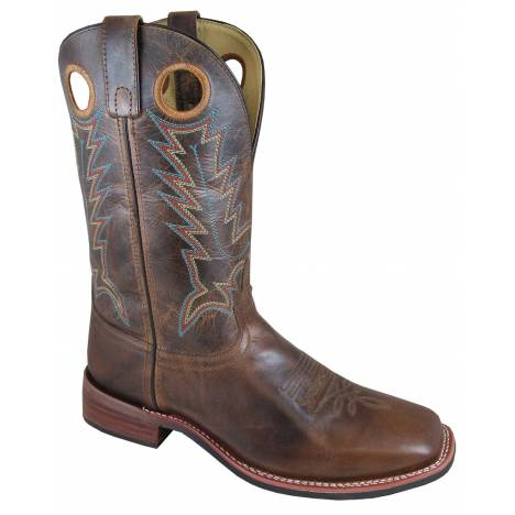 Smoky Mountain Mens Blake Boots - Brown