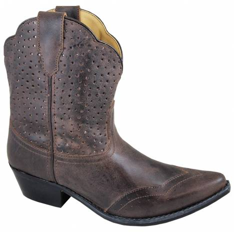 Smoky Mountain Ladies Fern Boots - Brown