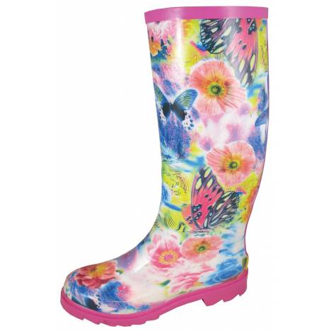Smoky Mountain Ladies Audrey Boots - Multi