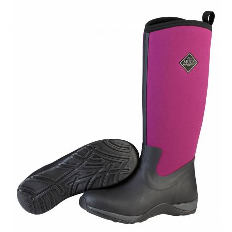 Muck Boots Ladies Arctic Adventure - Phlox Purple