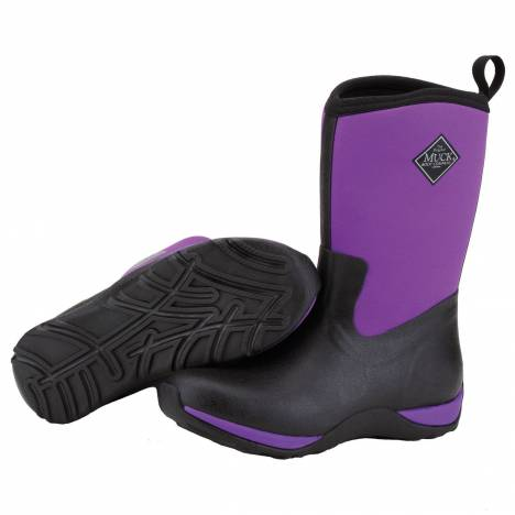 Muck Boots Ladies Arctic Weekend - Phlox Purple