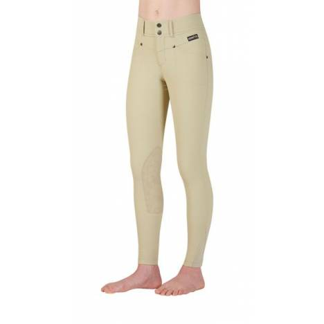 Kerrits Kids Crossover Knee Patch Breeches