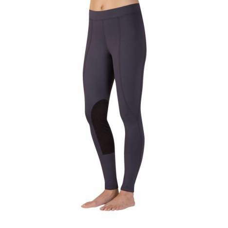 Kerrits Ladies Flow Rise Performance Tight - Ebony