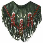 Action Fringed Shirt Yoke