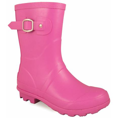 Smoky Mountain Kids Rubber Boots - Pink