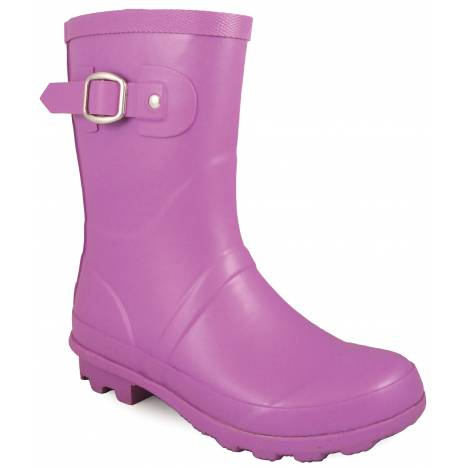 Smoky Mountain Kids Rubber Boots - Purple