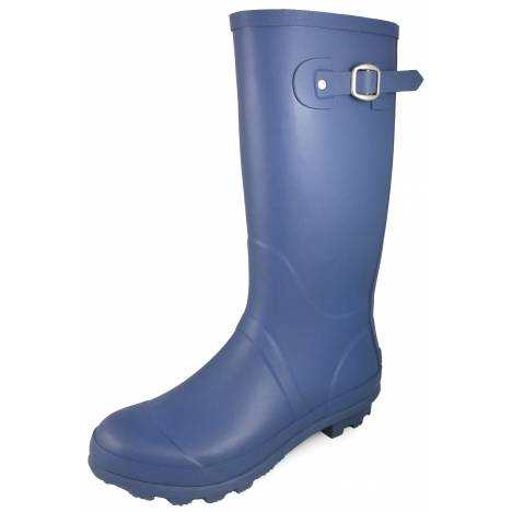 Smoky Mountain Ladies 13'' Rubber Boots - Blue
