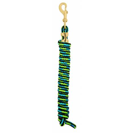 Weaver Miniature/Pony Poly Lead Rope with Solid Brass Snap