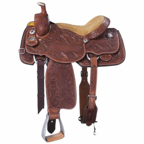 Tough-1 Weston Roper Saddle