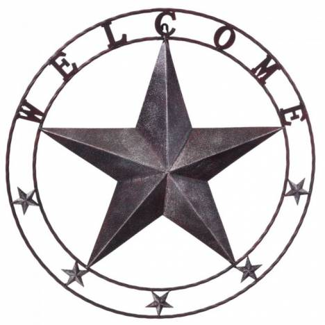 Tough-1 Welcome Star With Glitter Finish