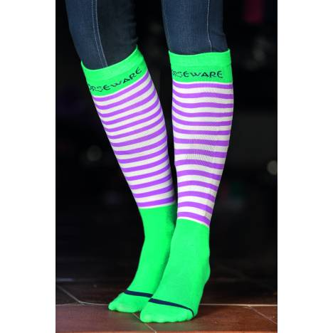 Horseware Ladies Knee Socks - 2 Pack
