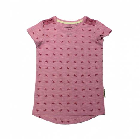 Horseware Girls Short Sleeve Novelty Tee