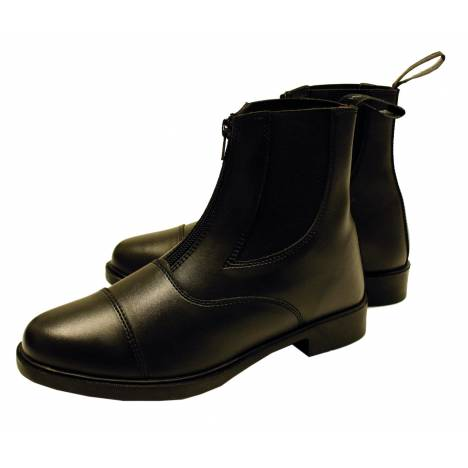 Horseware Mens Short Zip Leather Boots