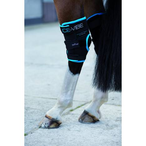 Horseware Ice-Vibe Hock Wrap - One Pair