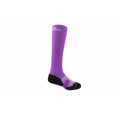 Noble Outfitters Ladies Perfect Fit Sock Over the Calf Sock - Solid
