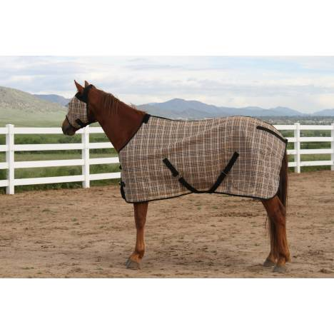 Colorado Saddlery 1000D Pvc Fly Sheet