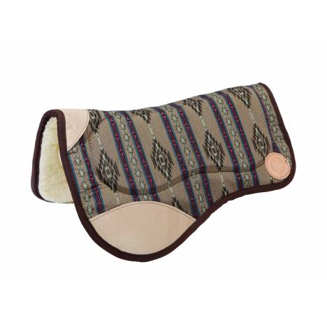 Colorado Saddlery Bookcliff Mountain Trail Saddle Pad