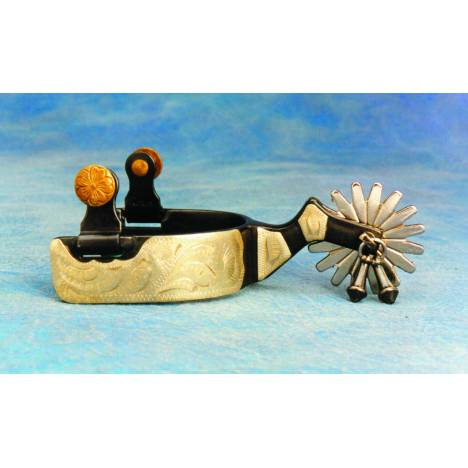 Colorado Saddlery Lady Cutter Spurs