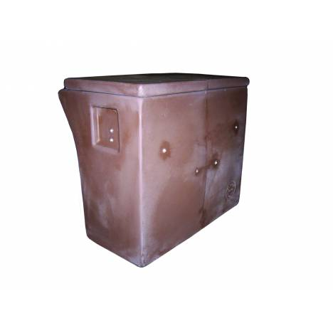 Colorado Saddlery Pannier Box