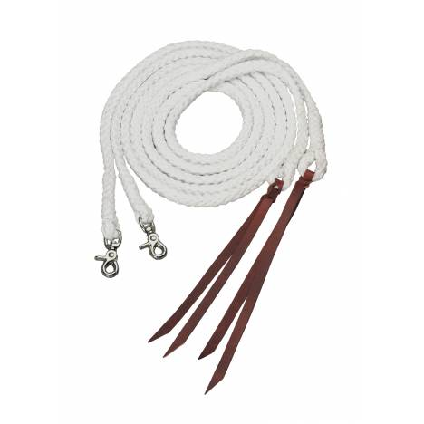 Colorado Saddlery Stay Soft Split Reins