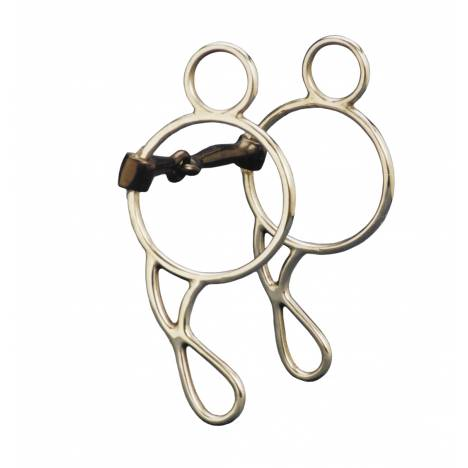 Colorado Saddlery Sweet Iron Sliding Gag Bit