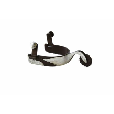 Colorado Saddlery Swan Spurs