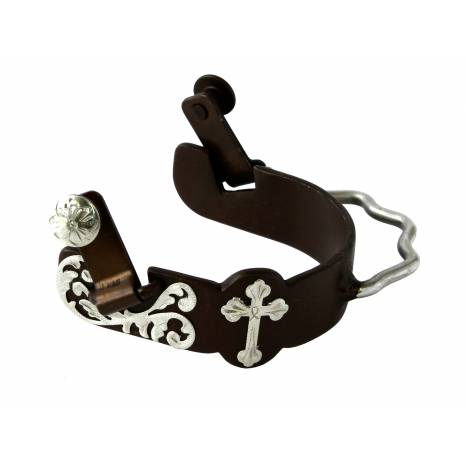 Colorado Saddlery The Southern Cross Bumper Spurs