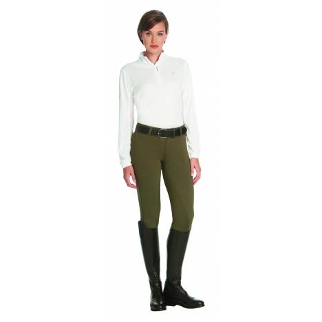 Ovation Ladies Aerowick Full Seat Breeches