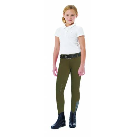 Ovation Kids Aerowick Kneepatch Breeches