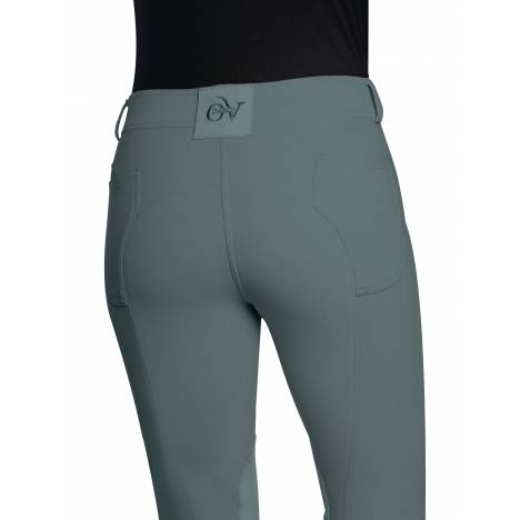 Ovation Ladies Endura CLN Kneepatch Tights