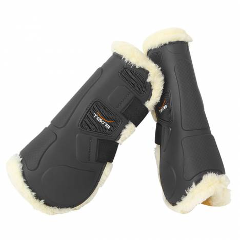 Tendon Boot Synthetic Sheepskin Lined