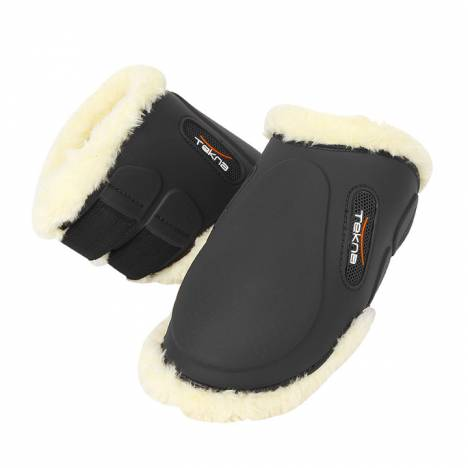 Fetlock Boot Synthetic Sheepskin Lined