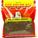 Durvet Happy Hen Mealworm Frenzy Chicken Treats