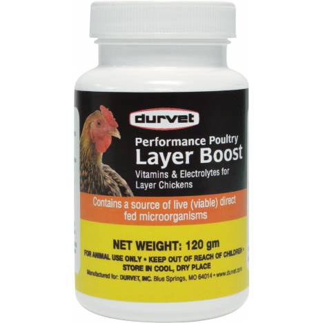 Durvet Layer Boost For Poultry