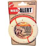 Ethical Dog Red Alert Nylon Ring