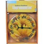 Headwind Consumer Dial Thermometer - Sunflowers