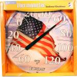 Headwind Consumer Ezread Dial Thermometer - American Flag