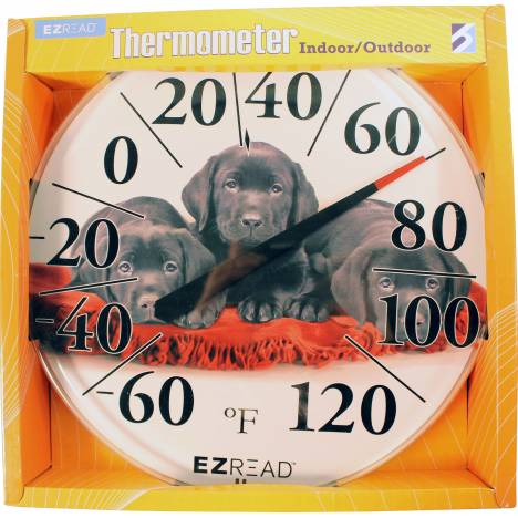 Headwind Consumer Ezread Dial Thermometer - Black Labs