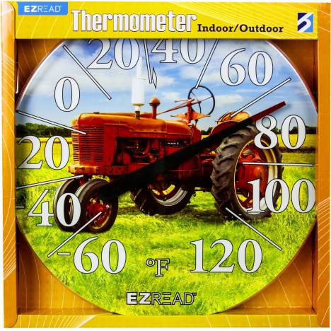 Headwind Consumer Ezread Dial Thermometer - Red Tractor