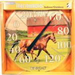 Headwind Consumer Ezread Dial Thermometer - Two Horses