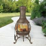 Hookery Cast Iron Corona Chiminea