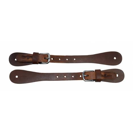 Circle Y Single Ply Mens Spur Strap