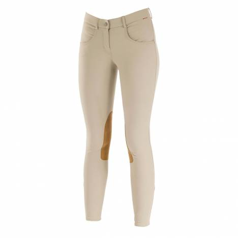 B Vertigo Melissa Ckp Women's Leather Knee Patch Breech